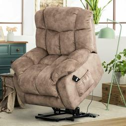 Electric Power Lift Recliner Chair  Heavy Duty Safety Motion