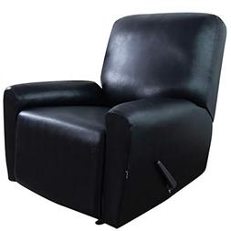 Easy-Going PU Leather Recliner slipcovers, Waterproof Stretc