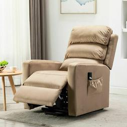 Electric Power Lift Recliner Pad Chair Living Room Armchair
