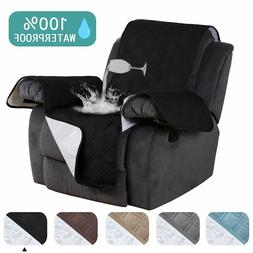 Recliner Chair Arm Cover Lazy Boy Dog Furniture Reversible M