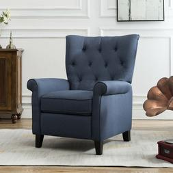 Recliner Elizabeth Accent Chair for Living Room Easy to Push