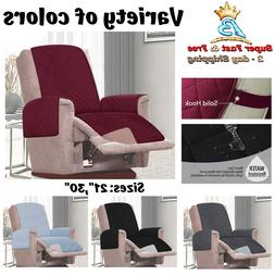 Reversible Oversized Recliner Cover Stylish Slipcover Pet Ch