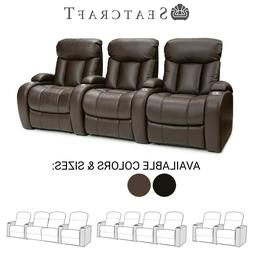 Seatcraft Sausalito Home Theater Seating Recliners Seat Chai