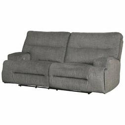 Signature Design by Ashley Coombs 2 Seat Power Reclining Sof