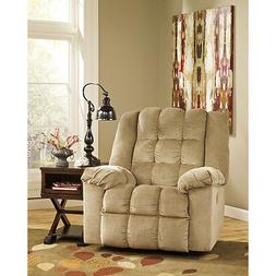 Signature Design by Ashley Ludden Power Rocker Recliner in S