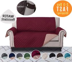 Sofa Protector 1/2/3 Seater Slipcovers Recliner Arm Chair Co