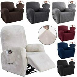 Stretch Recliner Slipcover Chair Sofa Couch Cover Protector