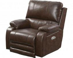 Catnapper - Thornton Power Headrest Power Lay Flat Recliner