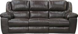 Catnapper - Transformer II Leather Power Reclining Sofa in C